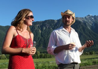 North Arm Farm | Outstanding In The Field Dinner
