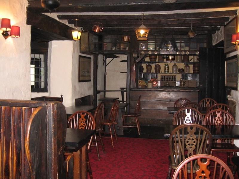 Jamaica Inn, Bodmin Moor, Cornwall