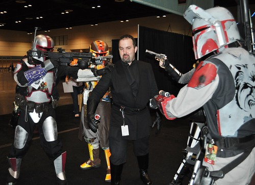 Give Dad the Gift of the Force for Father's Day with Ticket to Star Wars Celebration VI in Orlando, Aug. 23 - 26, 2012