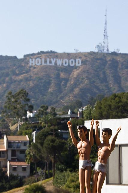 Ken & Ken in Hollywood