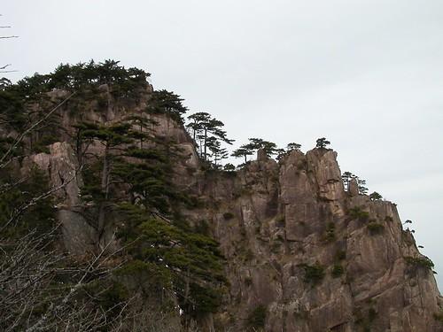 Huang Shan peak