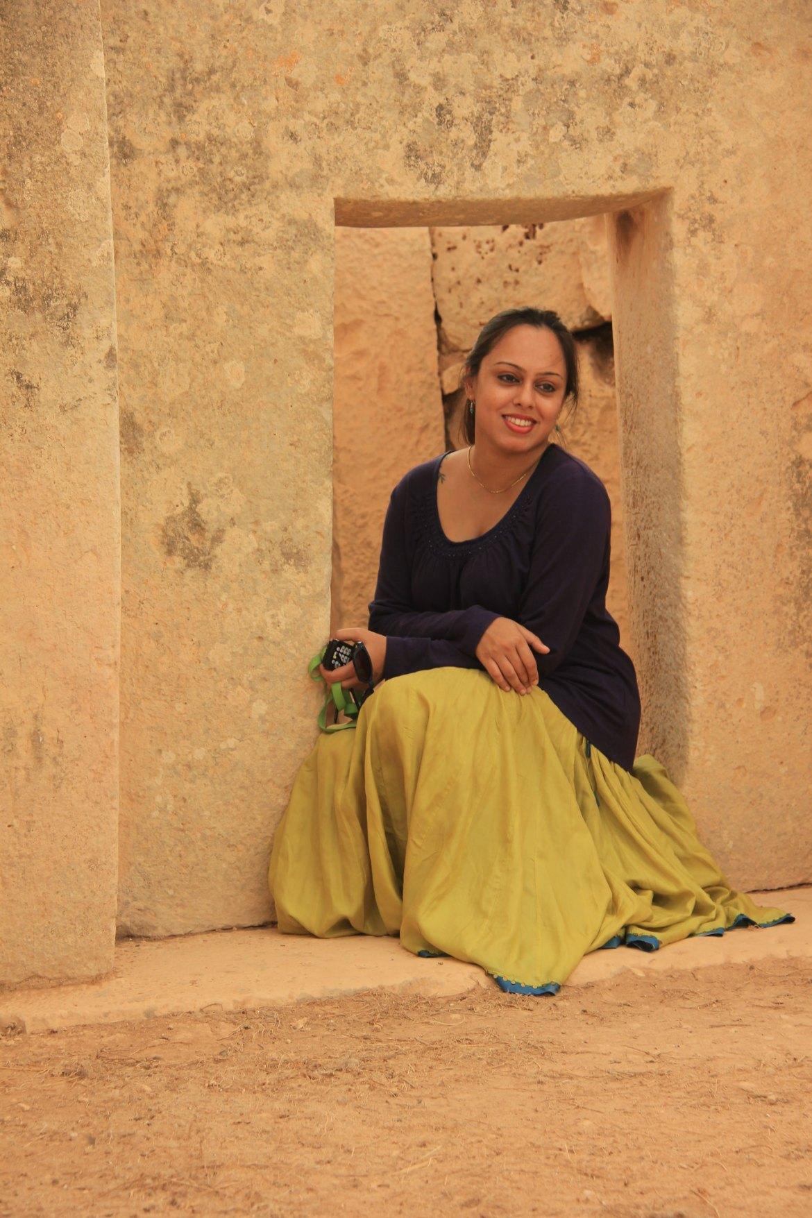 Hajar Qim makes a history lover visit Malta