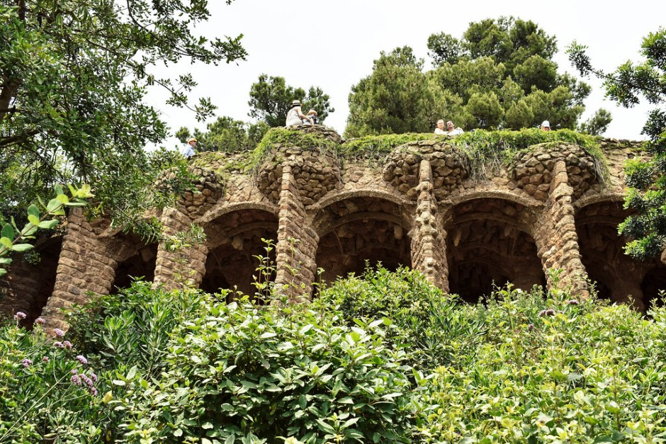 weekend in barcelona-park guell