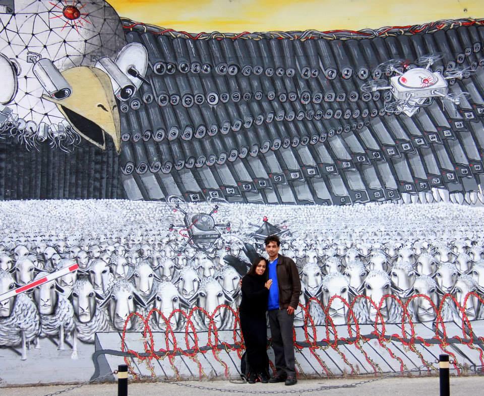 Ehrenfeld is a hotspot for Cologne street art