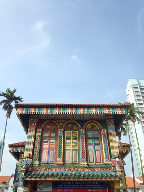 Write about Singapore _ Tan Teng Niah House