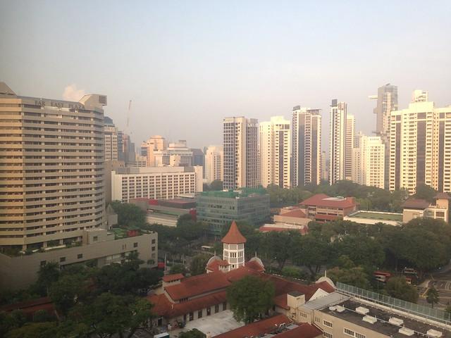 Write About Singapore _ Singapore's Smog Problem