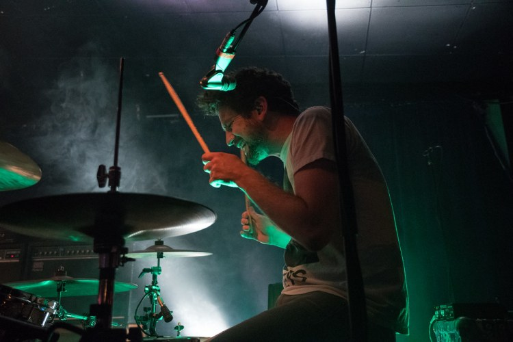 Japandroids live at the Kings Arms in Auckland 21/7/2017