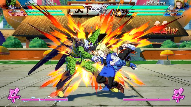 DRAGON BALL FighterZ Android 18 (1)