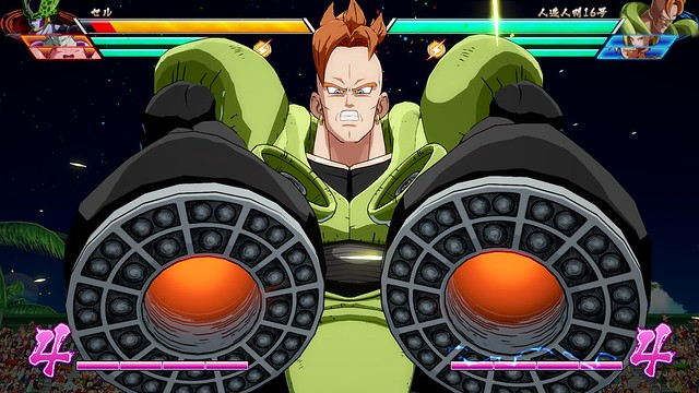 DRAGON BALL FighterZ Android 16 (3)