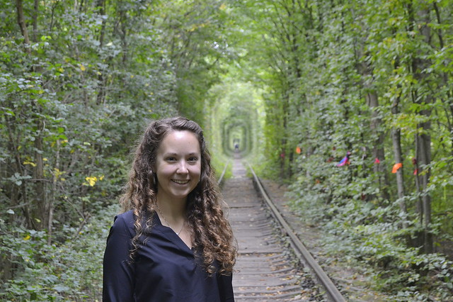 Visit Rivne, Ukraine _ At the Tunnel of Love, Ukraine