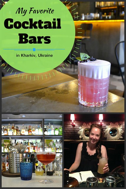 Kharkiv Cocktail Bars, Where to Drink in Ukraine