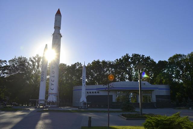 A Weekend in Dnipro Ukraine _ Rocket Park