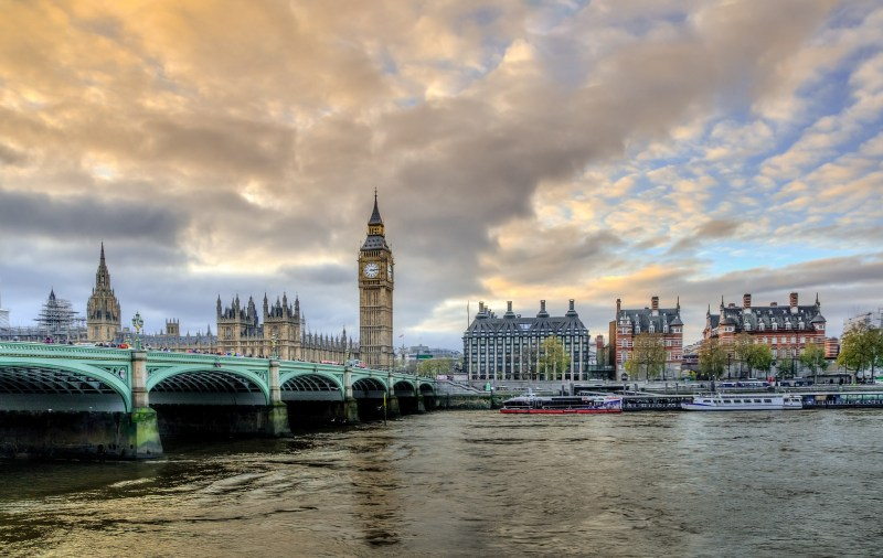 Views of the Thames (Photo source - Pixabay).