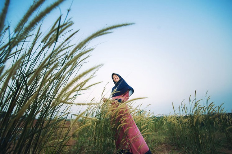 gofotovideo prewedding ilalang padang rumput cikarang 0337