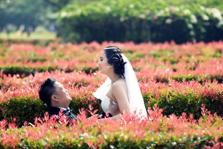 gofotovideo prewedding taman bunga nusantara TBN cianjur 0446