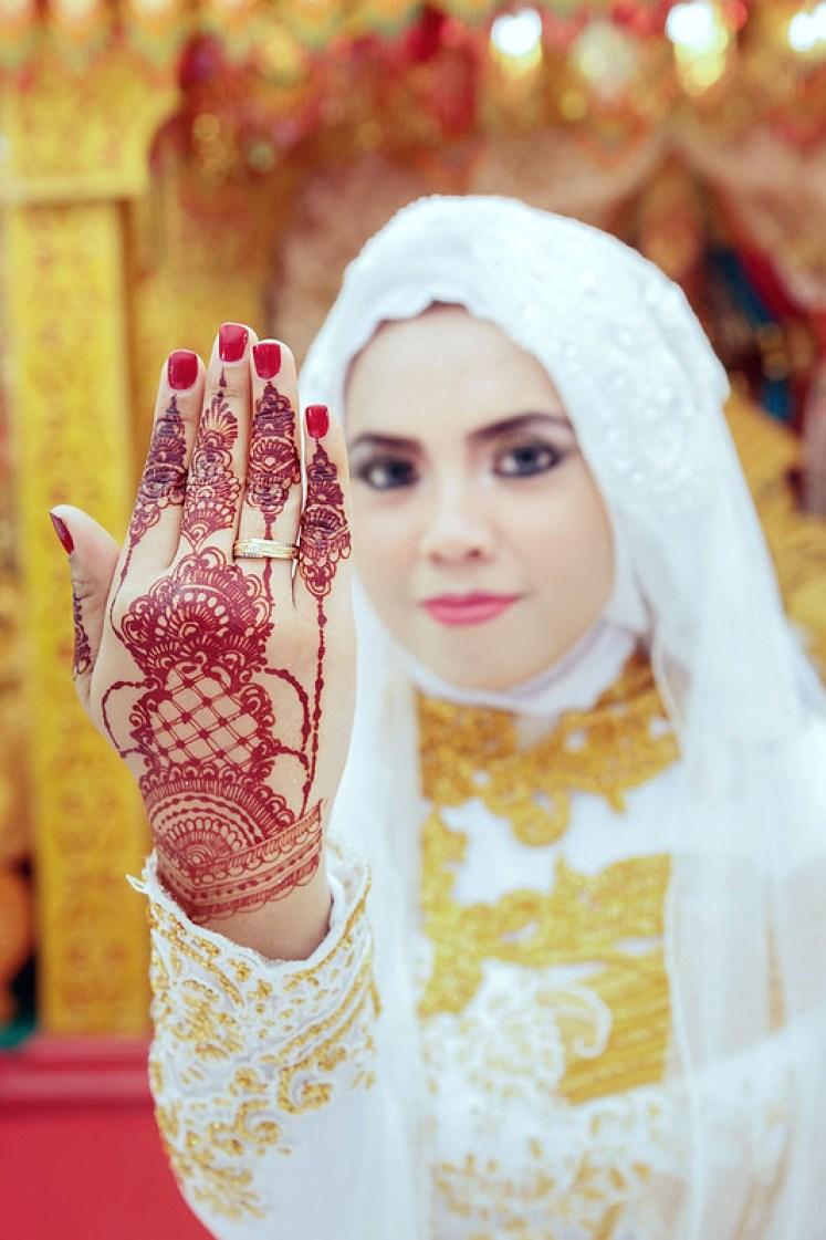 gofotovideo pernikahan adat minang di graha wredatama 140