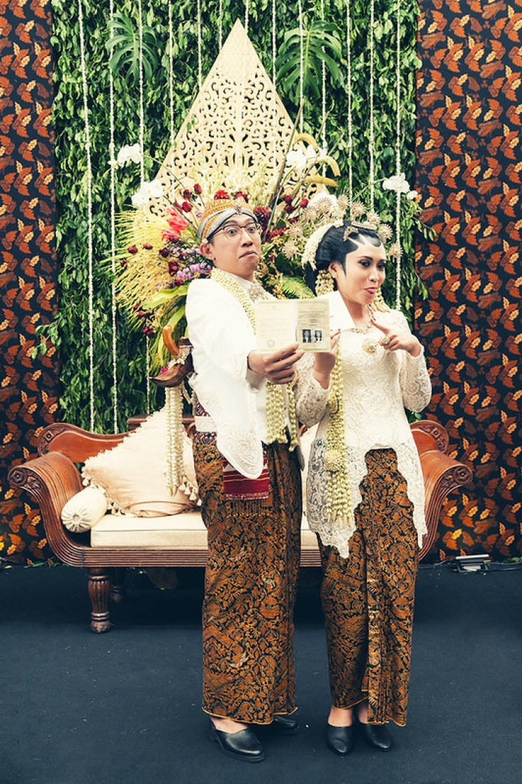 gofotovideo wedding at auditorium GKM green tower jakarta 0127