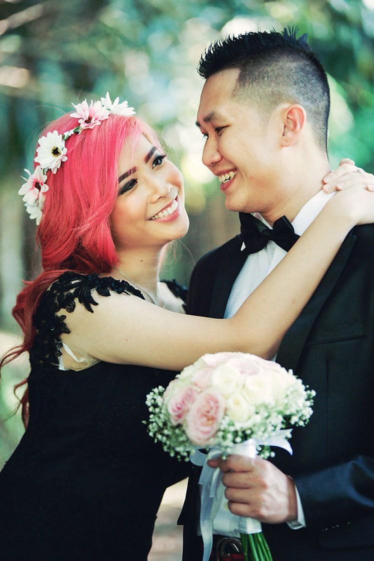 gofotovideo prewedding di Institut Pertanian Bogor IPB 0138