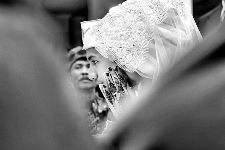 gofotovideo pernikahan adat minang di graha wredatama 161
