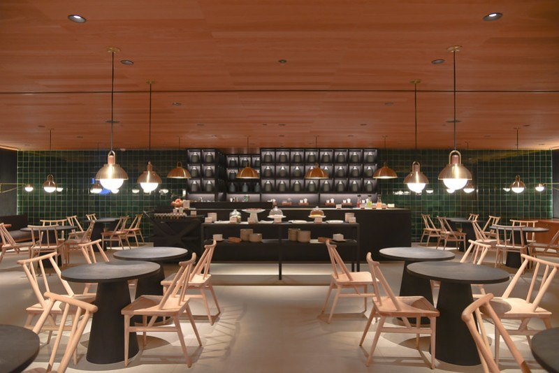 the teahouse - the pier business class lounge