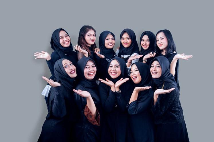 gofotovideo makeup artist / tata rias universitas negeri jakarta 0233