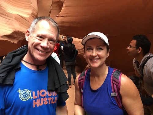 Grand Canyon, Antelope Canyon, Horseshoe Bend trip October 2017
