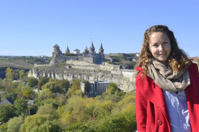 Two Years of Expat Life _ Kamianets-Podilskyi Castle