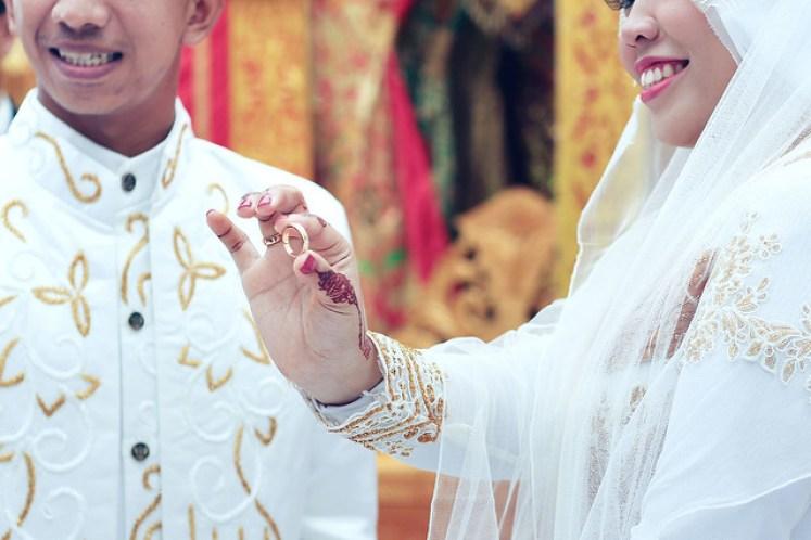 gofotovideo pernikahan adat minang di graha wredatama 165