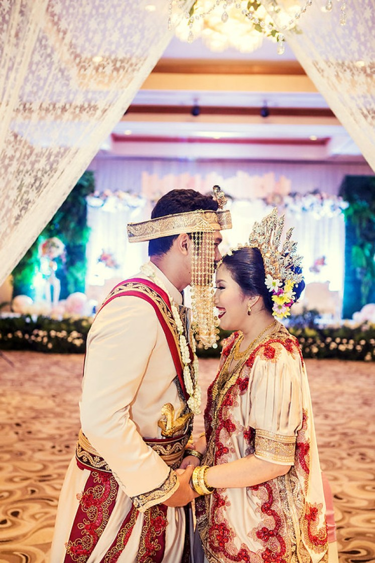 gofotovideo wedding hotel millennium jakarta adat bugis makassar 057