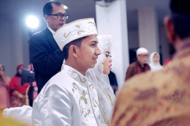 gofotovideo pernikahan adat minang di graha wredatama 122