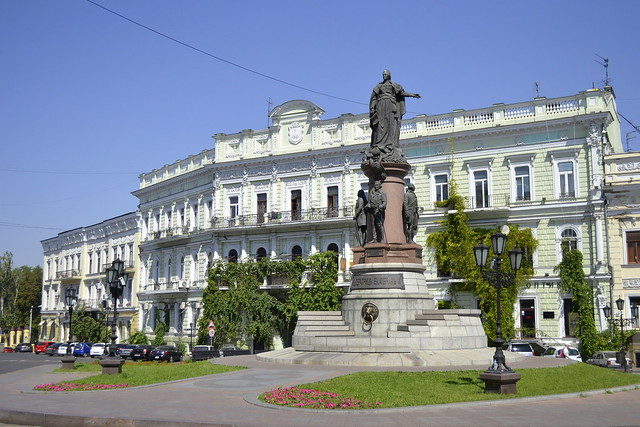 Why Visit Odessa Ukraine _ Odessa Architecture