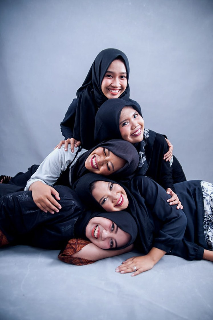 gofotovideo makeup artist / tata rias universitas negeri jakarta 0228