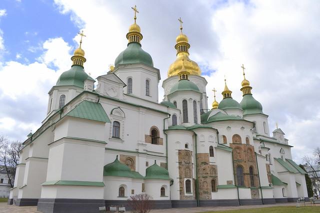 Ukraine Travel FAQ - Saint Sophia, Kyiv Ukraine