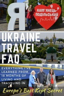 Ukraine Travel FAQ - Everything You Need to Know About Traveling in Ukraine
