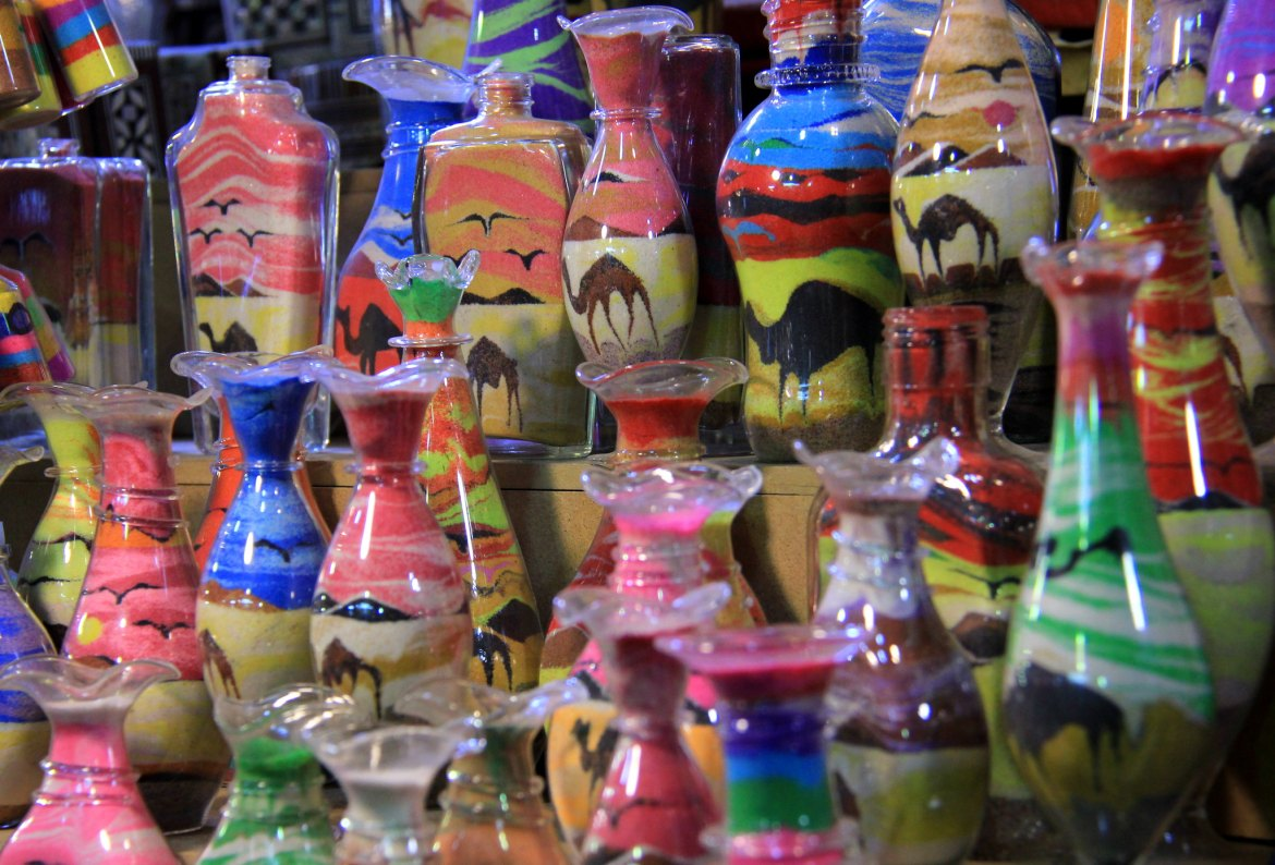 Check out cheap souvenirs you can buy in Khan el Khalili guide