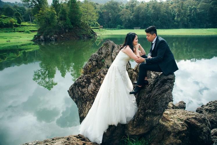 gofotovideo prewedding at situ patenggang ciwidey 044
