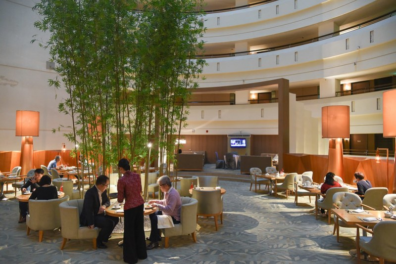 horizon club, shangri-la's far eastern plaza hotel, tainan