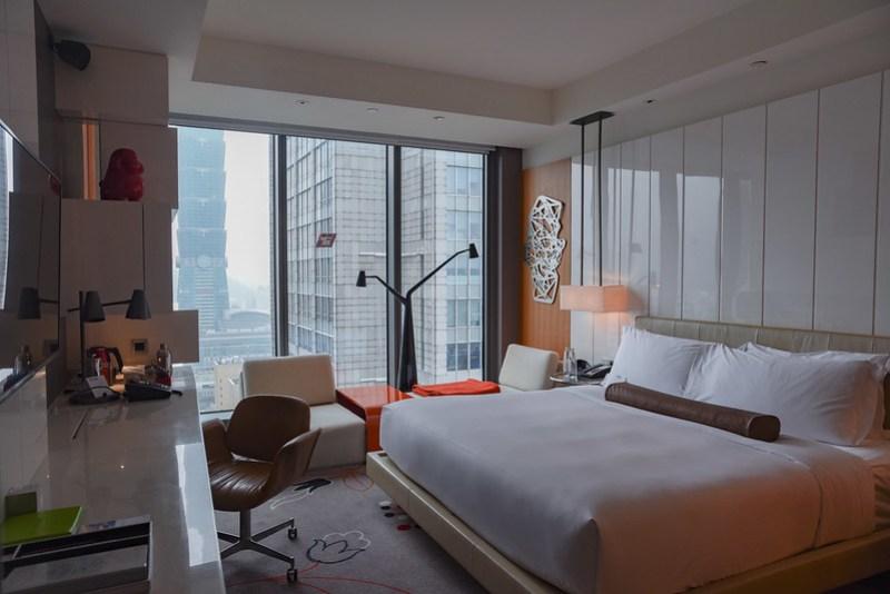 spectacular 101 room w taipei