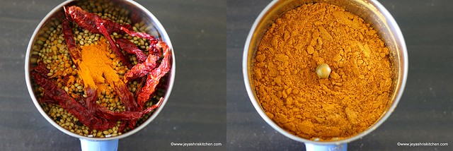 Sambar Powder Refipe 2
