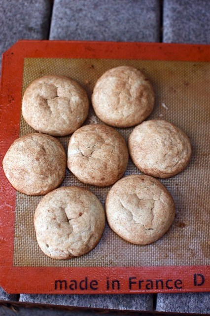gluten-free snickerdoodle I