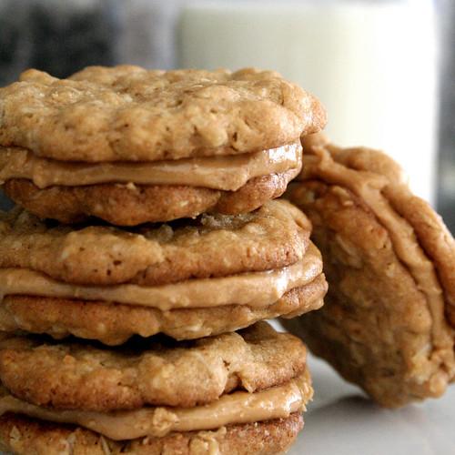 Half Way to Heave Peanut Butter Cookies