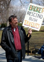 Broke! Rescind Bush Taxcuts
