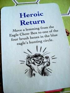 Heroic Return