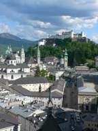 Rooftops of Salzburg