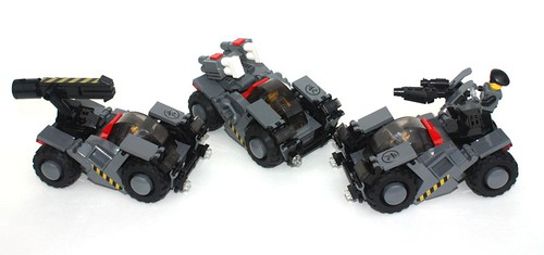 Fast Attack Vehicles
