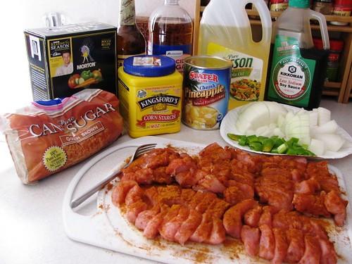 Slow Cooker Sweet & Sour Pork