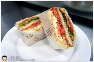 [西餐]三明治類 日式和風豬肉三明治
