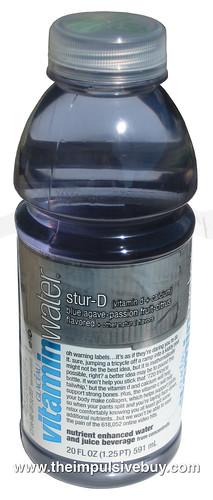 VitaminWater Stur-D