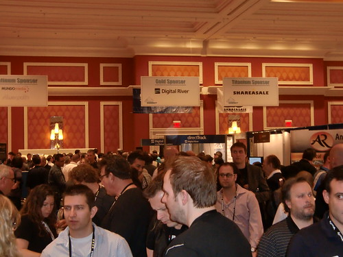 Affiliate Summit West 2011 Exhibit Hall