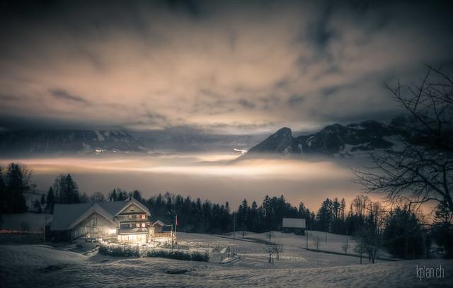 ~ World between clouds ~